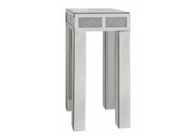 Millanno Mirror Square End Table