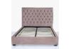 Pink Monaco King Size Bed Frame