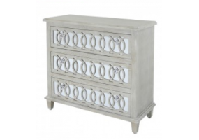Bayside 3 Drawer Chest
