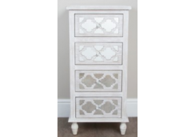 Hilton Beach 4 Drawer Cabinet