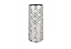 Morocco Silver Vase
