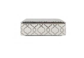 Morocco Silver Trinket Box