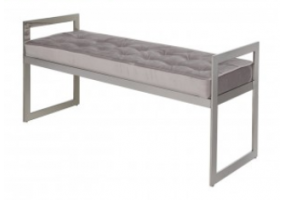 Zenith Stainless Steel Bench