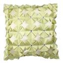 Pistachio Pinwheel Cushion