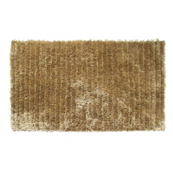 Champagne Deep Pile Deluxe Shaggy Rug