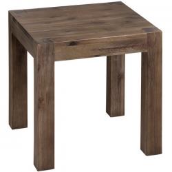 Havana solid wood side table/ lamp table