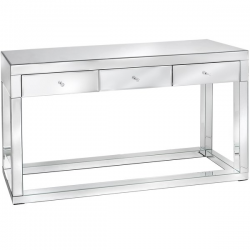 Luxor Mirror / Glass XL Console Table