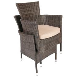 Rattan PVC Outdoor Garden Chair