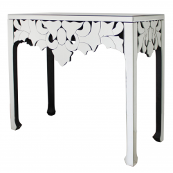 Venetian Style Mirror Console Table / Dressing Table