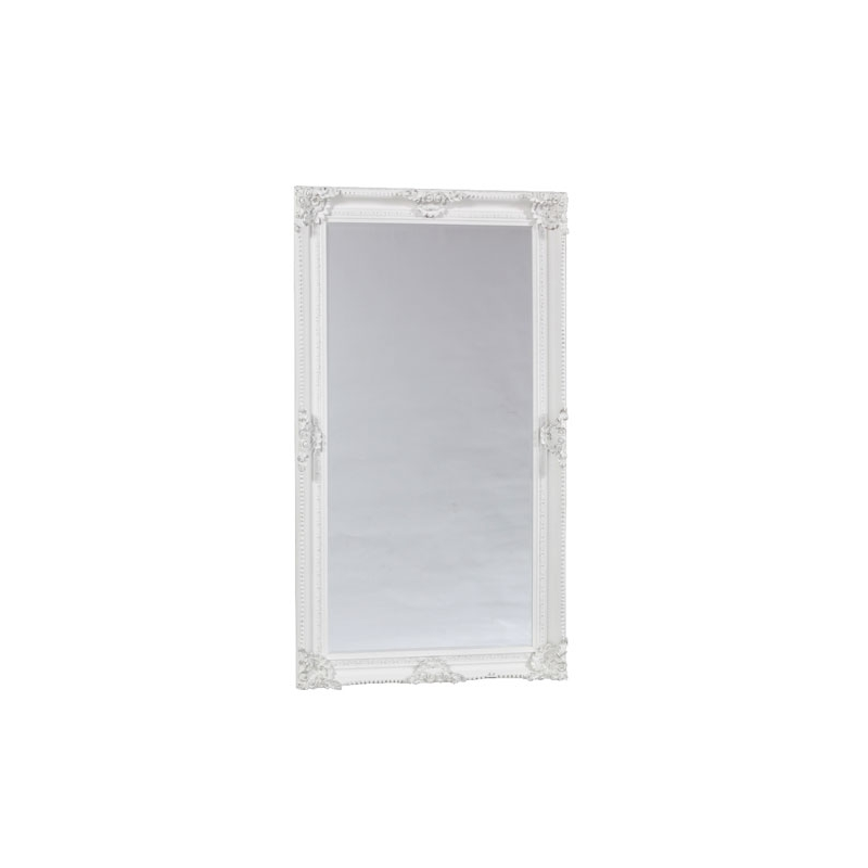 Extra large brilliant white classic mirror forever for Extra large mirrors