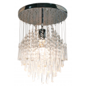 Emily 1 Light Chandelier Pendant Waterfall Light