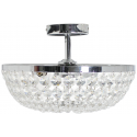 Sophia 3 Light Pendant With Clear Glass Droplets