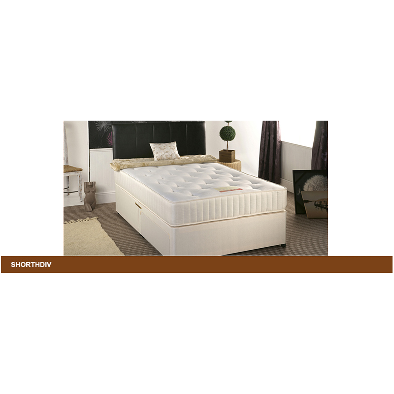 Orthopaedic Divan Bed And Mattress Set Forever Furnishings