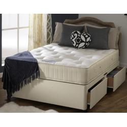 Orthopedic DIvan Bed and Mattress Set