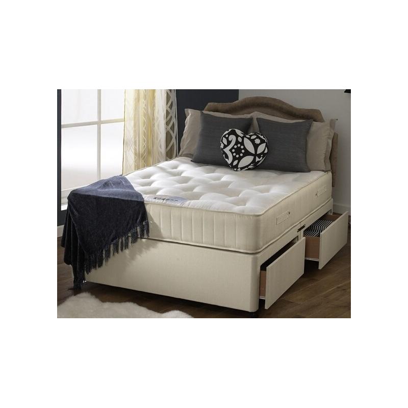 Orthopaedic Divan Bed And Mattress Set Forever Furnishings