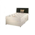 Divan Bed with Memory Orthopaedic Mattress - Various Sizes