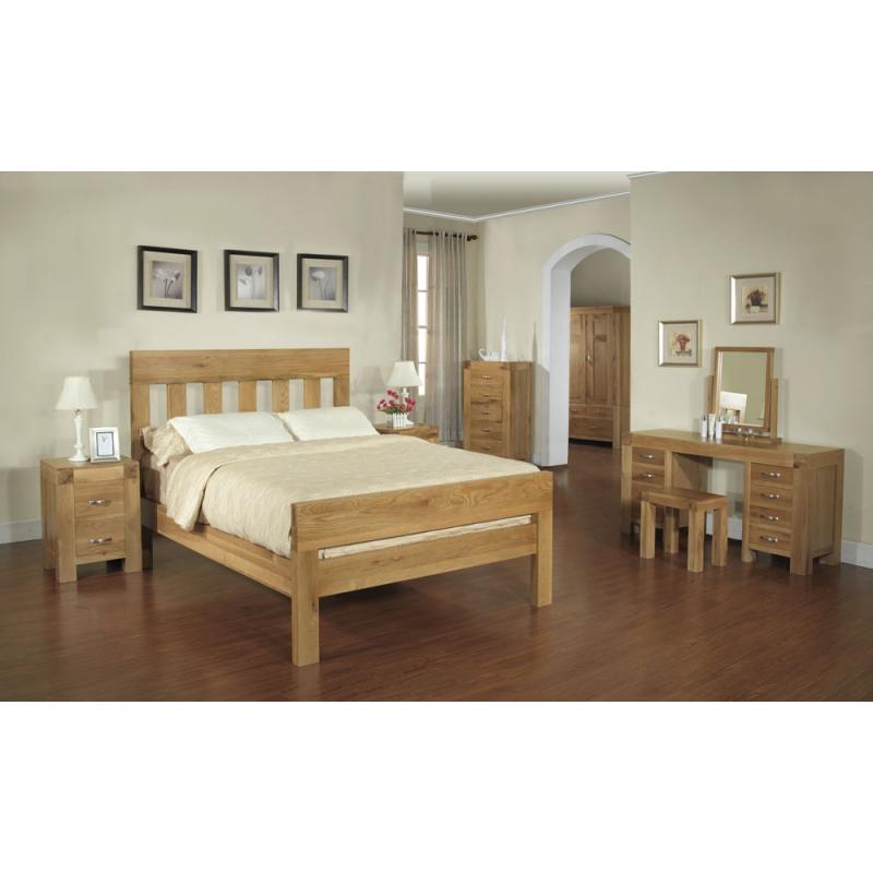 santana blonde oak triple wardrobe forever furnishings fine home