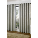 Dakota Duckegg and Ivory Curtains