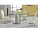 Ankara Rectangular 4 Chair Dining Set