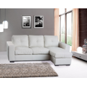 Diego Leather Corner Sofa